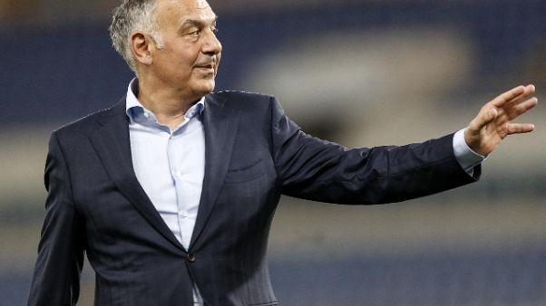Pallotta 'Ronaldo? Positivo per Serie A'