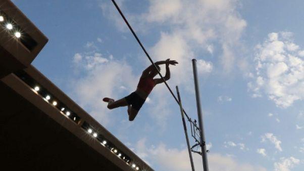 Athlétisme: Ninon Guillon-Romarin en finale du saut à la perche