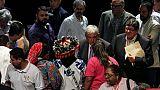 Mexique: première consultation publique de Lopez Obrador pour pacifier le pays