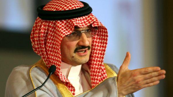 ملخص-الأمير الوليد يقول إنه استحوذ على 2.3% في سناب شات