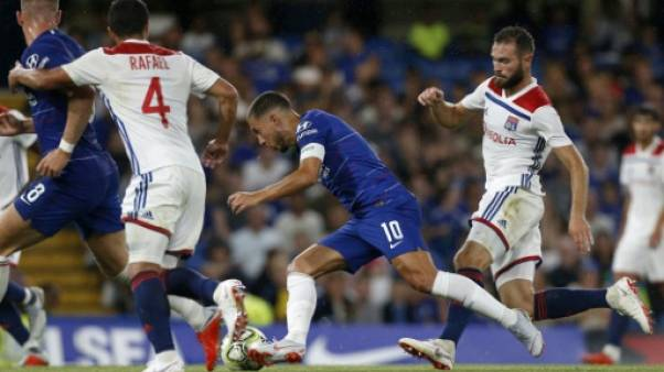 Amical: Chelsea bat Lyon aux tirs au but