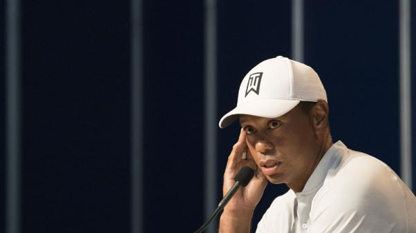 Woods trying something new at PGA Championship