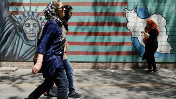 Trump avertit les pays commerçant avec l'Iran après le retour des sanctions