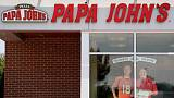 Papa John's cuts earnings forecast on public spat with founder