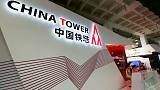 China Tower barely changed in HK debut after world's largest IPO in 2 years