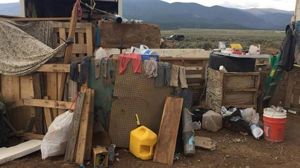 Child's remains recovered in New Mexico compound where 11 children found