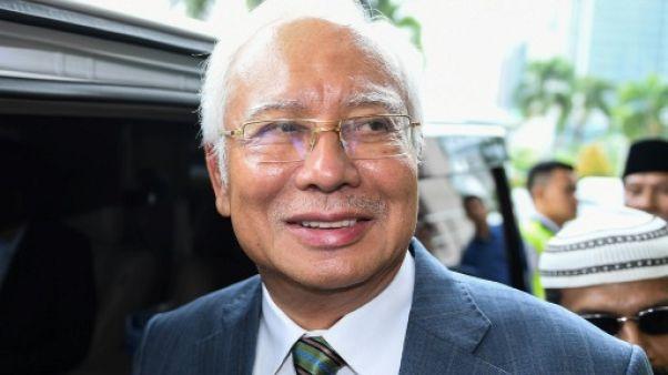 Malaisie en corruption: l'ex-Premier ministre Najib à nouveau inculpé