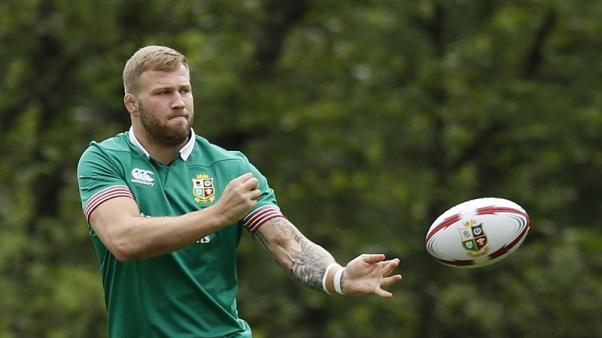 Chokeholds have to go, but Wales Moriarty says won't change style