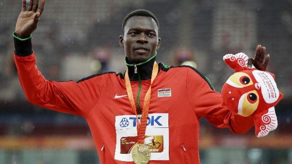 Atletica: Kenya, morto ex iridato Bett