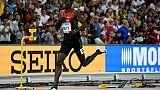 Athlétisme: le champion kényan du 400m haies Nicholas Bett meurt dans un accident