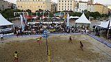 Le foot-volley donne des airs de samba à Ajaccio