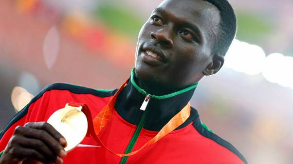 Kenya's former world champion Bett dies in road accident