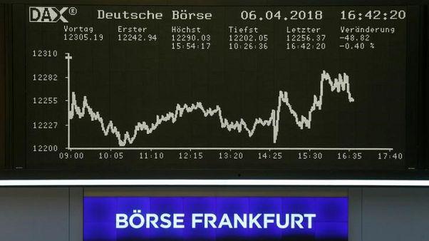أسهم أوروبا تتراجع صباحا بعد نتائج أعمال مخيبة للتوقعات