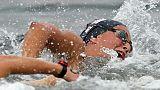 Europei nuoto, Bruni bronzo nella 5 km