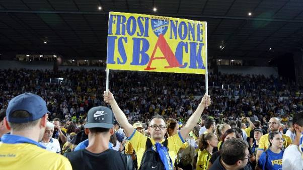 Frosinone, a Torino primo match in casa