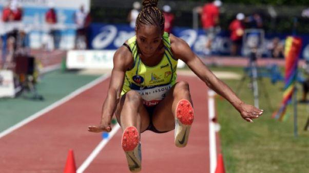 Athlétisme: Assani-Issouf et Diallo qualifiées pour la finale au Triple saut dames