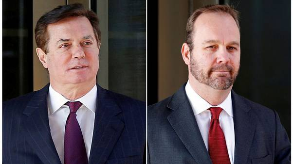 Star witness Gates to testify for third day in Manafort trial