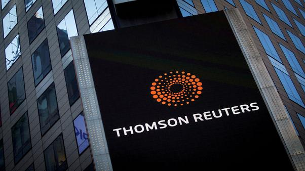Thomson Reuters second quarter revenue up 2 percent