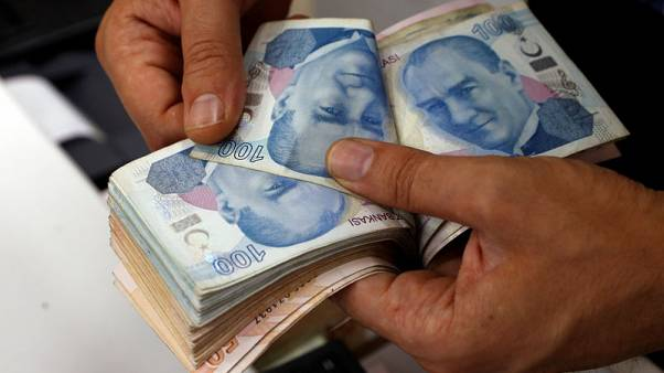 Turkey's foreign currency reserves - not much of a cushion