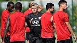 """Ligue 1: """"S'il reste à l'OL, Fekir sera pleinement impliqué"""", assure Bruno Génésio"""