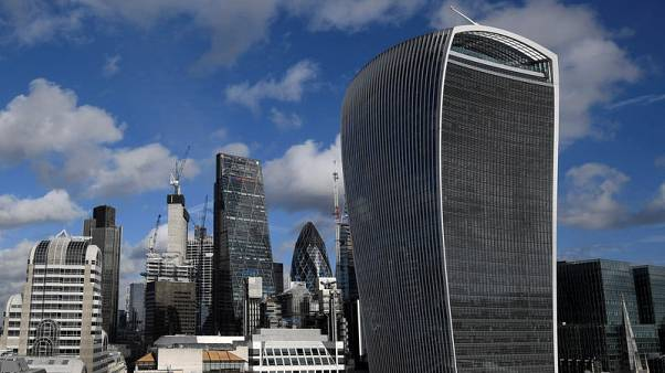 Britain walks Brexit high wire over financial services