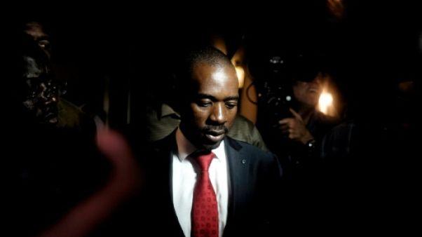 Zimbabwe: l'opposition va contester en justice les résultats de la présidentielle