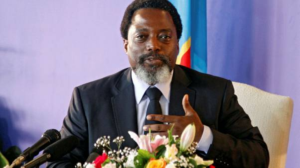 Congo's Kabila will not stand in presidential election