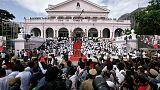 مقتل شخصين في تدافع بجنازة زعيم من التاميل في الهند