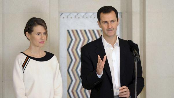 سيدة سوريا الأولى تبدأ العلاج من سرطان الثدي