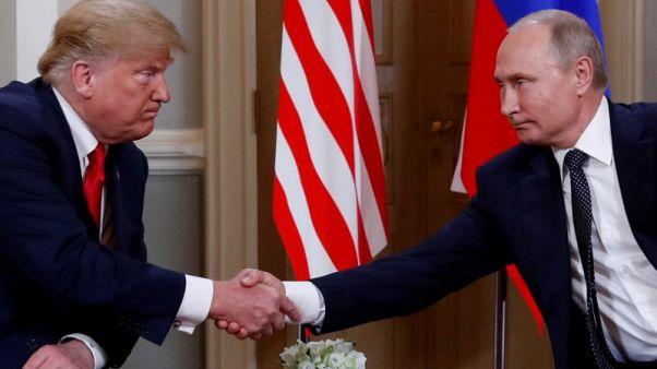 إنترفاكس: ترامب بعث برسالة إلى بوتين عبر قنوات دبلوماسية