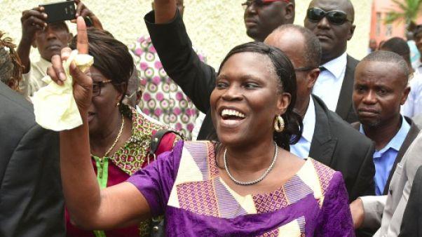 """Côte d'Ivoire: libérée, Simone Gbagbo annonce """"une nouvelle page"""""""