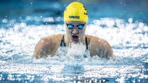 Euro de natation: Sjöström comme d'habitude au 100 m, Bonnet en bronze