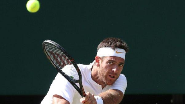 Tennis: Del Potro déclare forfait avant son entrée en lice à Toronto