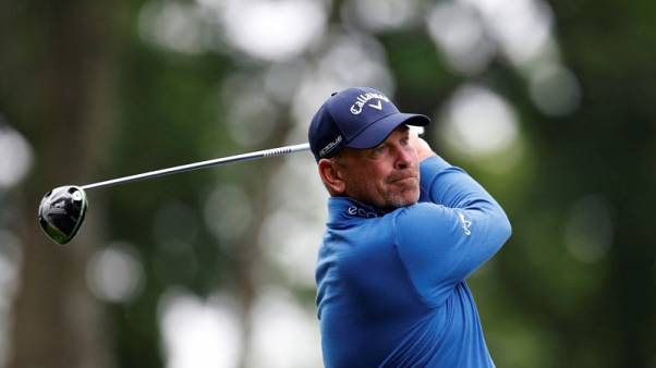 Golf - Bjorn pulls out of PGA Championship with back injury
