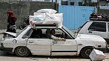 """""""Mutinerie"""" au QG de l'UNRWA à Gaza après des licenciements selon la direction"""
