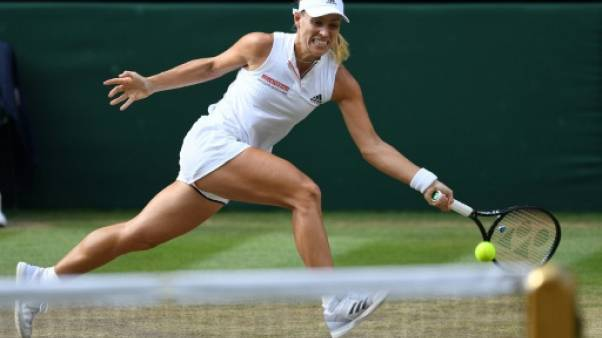 Kerber, victorieuse à Wimbledon, éliminée d'entrée à Montréal par Cornet