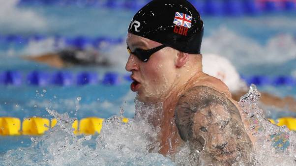 Swimming - Peaty and Sjoestroem strike triple gold at Europeans