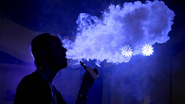 Tariffs on Chinese goods could batter the U.S. vaping industry
