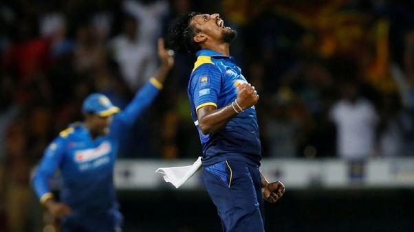 Sri Lanka clinch rain-marred thriller to end losing streak
