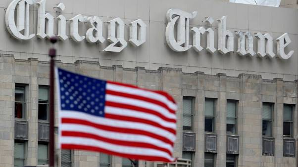 Tronc weighing offer to sell newspaper business - report