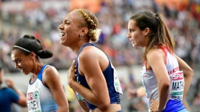 Euro d'athlétisme: Lamote fait forte impression