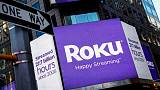 Roku's platform drives quarterly revenue beat, shares jump
