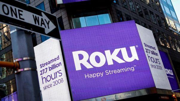 Roku's platform drives quarterly revenue beat, shares jump