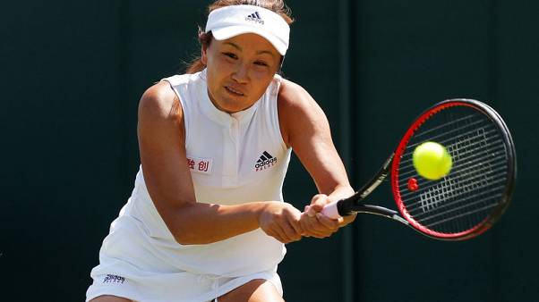 Tennis - Peng handed six-month ban for breaching anti-corruption rules
