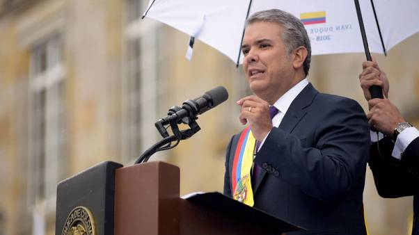 New Colombia government to review decision to recognise Palestine