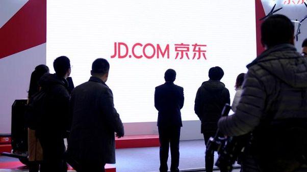 China's Dada-JD Daojia raises $500 million from Walmart, JD.com