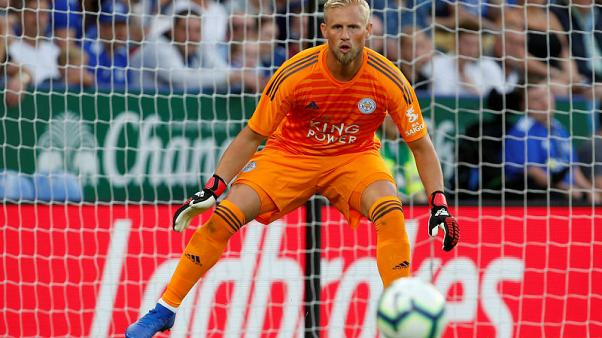 Leicester to debut possession game at United, says Schmeichel