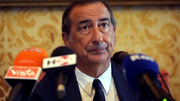 Sala, politica ha cambiato idea Malagò