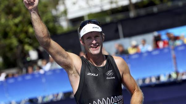 Olympic champion Drysdale moved into new boat for worlds