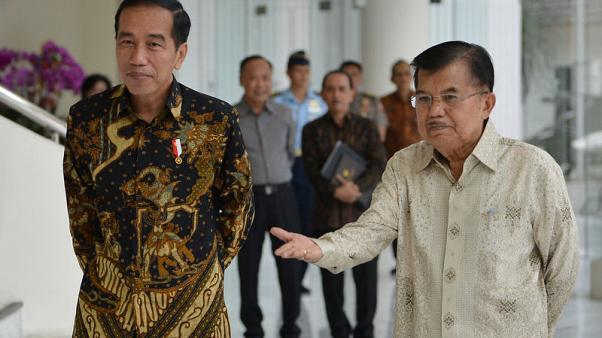Indonesian president picks cleric as running mate for election
